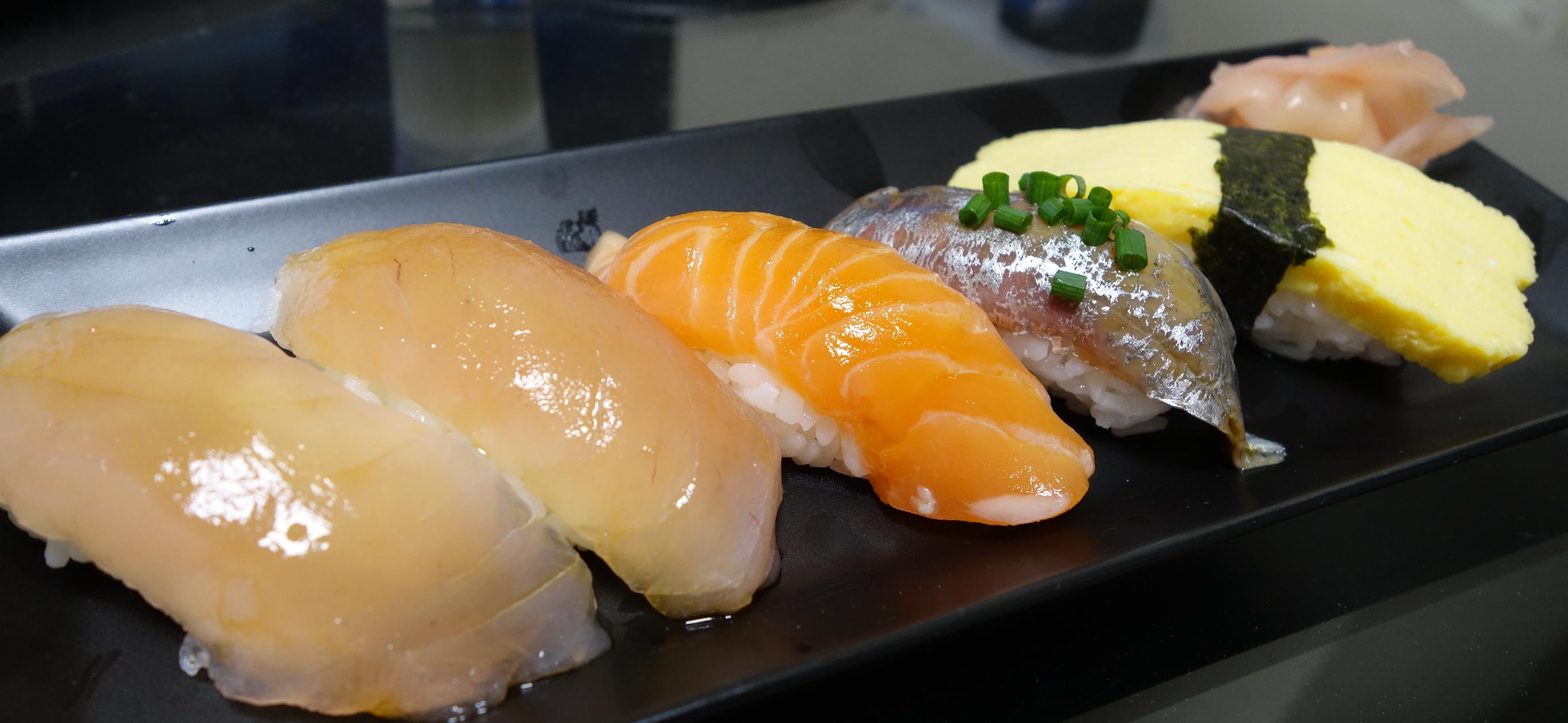 握り お 方 寿司